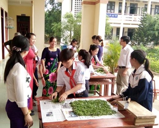 Giáo dục truyền thống, văn hóa địa phương cho học sinh: Ghi nhận từ điển hình THCS Ân Hảo Tây